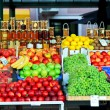 Fruit stand — Stock Photo