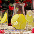 cold lemonade — Stock Photo