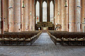Evangelical Church Marktkirche — Stock Photo