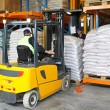 Forklift — Stock Photo #6656910