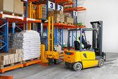 Logistic — Stock Photo