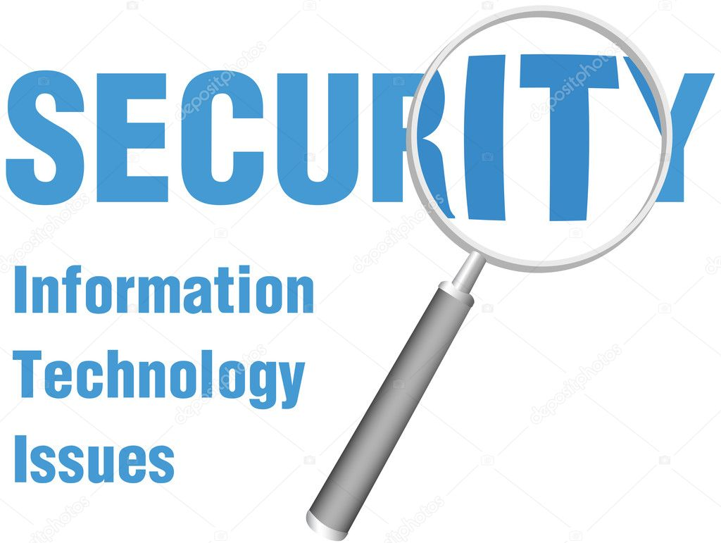 information technology and security issues Security information & event management (siem), incident response center ( irc),  a review of studies that have addressed similar issues with electronic.