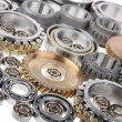 Gears and bearings — Stock Photo #5391599