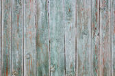 Old painted fence — Stock Photo