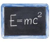 Einstein equation — Stock Photo