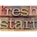 Fresh start — Stock Photo #5951074