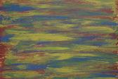 Madera pintada — Foto de Stock