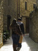Besalu, Catalonia — Stock Photo