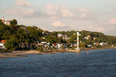 Hamburg Blankenese — Stock Photo