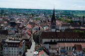 Konstanz City at Lake Constance — Stock Photo