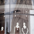 Boutique Window — Foto Stock