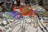 Kostium biżuteria — Zdjęcie stockowe