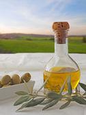 Oliv — Stockfoto