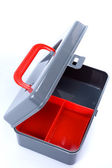 Clean and empty tool box — Stock Photo