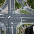 Stock Photo: Intersection