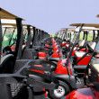 Golf Carts — Stock Photo #6176034