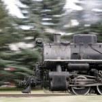 Locomotive — Stock Photo #6176058