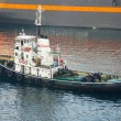 Tugboat — Stock Photo #6176349