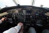 Take off — Stock Photo