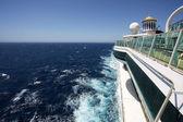 On board — Stock Photo