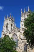 Catedral de york — Foto de Stock