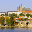 Prague in Czech Republic - Stock Photo