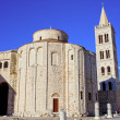 St. Donatus Church in Zadar — Stock Photo