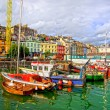 Stock Photo: Cobh in Ireland