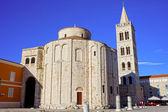 St. Donatus Church in Zadar — Stock Photo