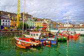 Cobh in Ireland — Stock Photo