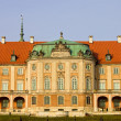Royal Castle in Warsaw — Stock Photo