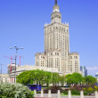 Palace of Culture and Science — Stock Photo #5767018