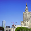 Stock Photo: Palace of Culture and Science