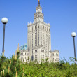 Palace of Culture and Science — Stock Photo #5793311
