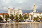 Split Waterfront — Zdjęcie stockowe