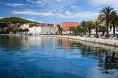 Split en croacia — Foto de Stock