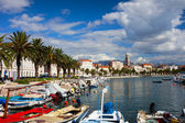 Split in Croatia — Stock Photo