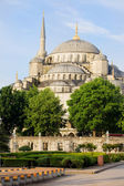 Blue Mosque Scenery — Stock Photo