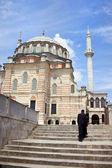Tulip Mosque in Istanbul — Stock Photo