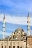 Nová mešita v istanbulu — Stock fotografie