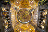 Hagia Sophia Ceiling — Stockfoto