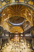 Hagia Sophia Interior — Stock Photo