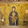 Byzantine Mosaic in Hagia Sophia — Stock Photo #6246534