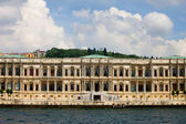 Ciragan Palace in Istanbul — Stock Photo
