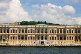 Ciragan palace στην κωνσταντινούπολη — Φωτογραφία Αρχείου
