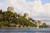 欧洲的城堡 — 图库照片