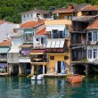 Anadolu Kavagi Village in Turkey — Stock Photo