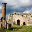 Yedikule Castle in Istanbul — Stock Photo