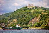 Yoros kasteel — Stockfoto