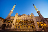 Blue Mosque at Evening — Stock Photo